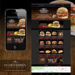 Web y app, Kahuna Burguer