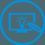 Contenidos creativos para pantallas Digitales