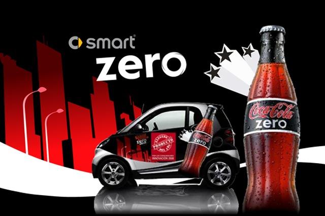 Smart Coca Cola Zero