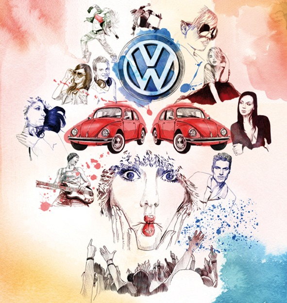 Proyecto Yorokobu / Volkswagen