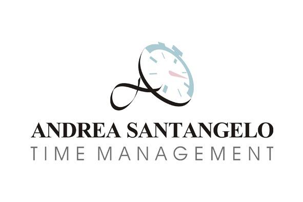 Logotipo Andrea Santangelo Time Management
