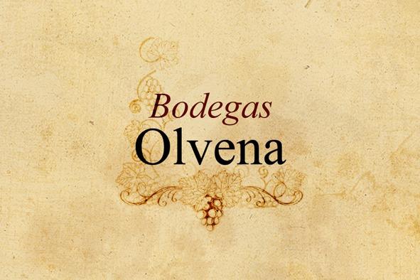Logotipo Bodegas Olvena