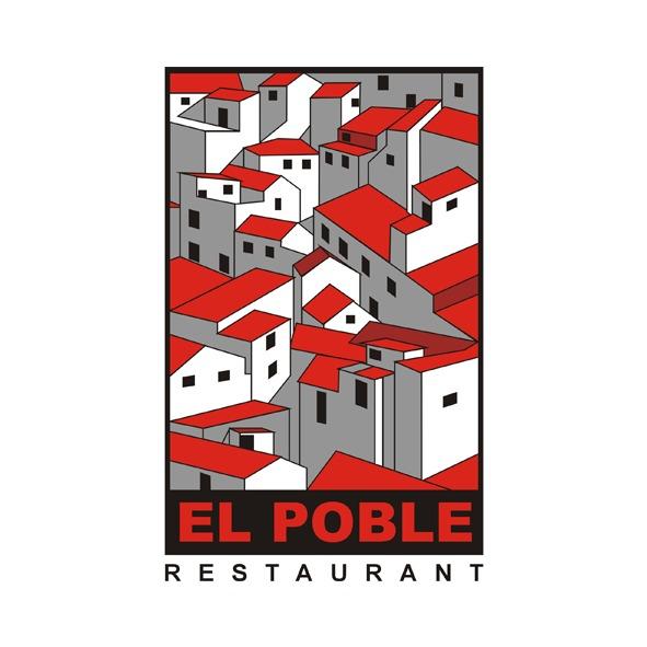 Logotipo El Poble Restaurant