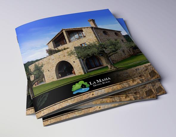 Brochure la Masia Hotel Rural