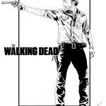 The Walking Dead Ilustración