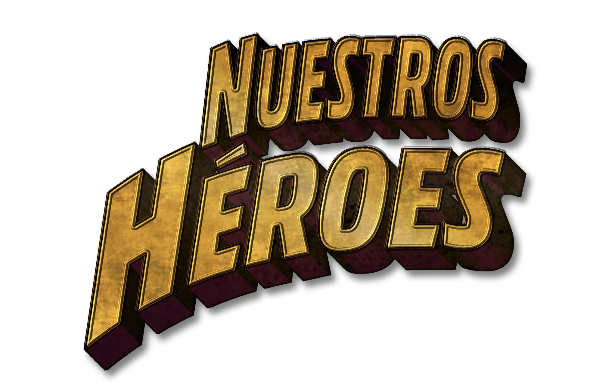 Ilustración Nuestros Héroes