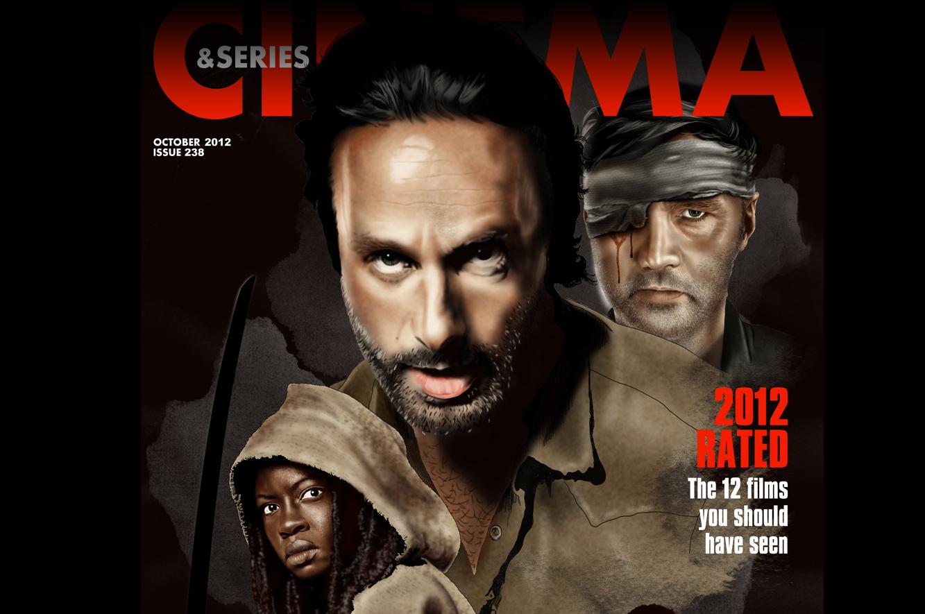 Ilustración The Walking Dead